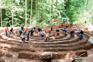 Labyrinth-Projekt